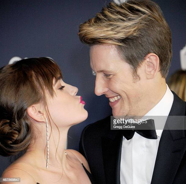 Gabriel Mann And Christa B Allen