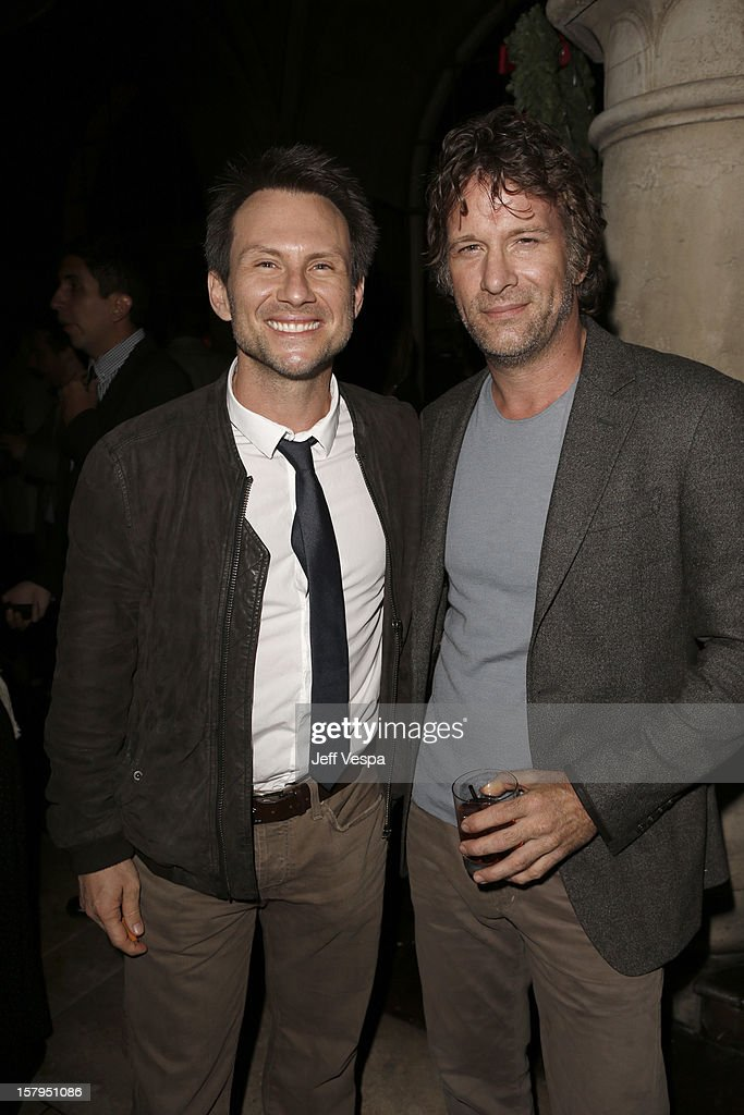 SILVER LININGS PLAYBOOK Event In LA With David O. Russell, Bradley Cooper And Robert DeNiro, Hosted By Lexus And Purity Vodka : News Photo