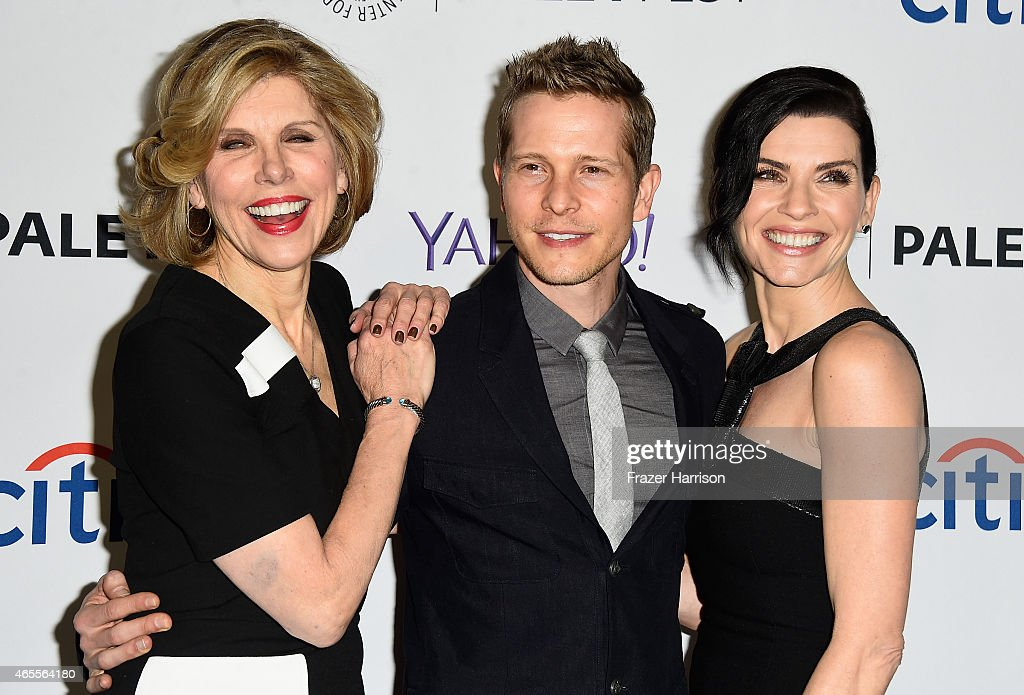 "The Paley Center For Media's 32nd Annual PALEYFEST LA - ""The Good Wife"" - Arrivals : News Photo"