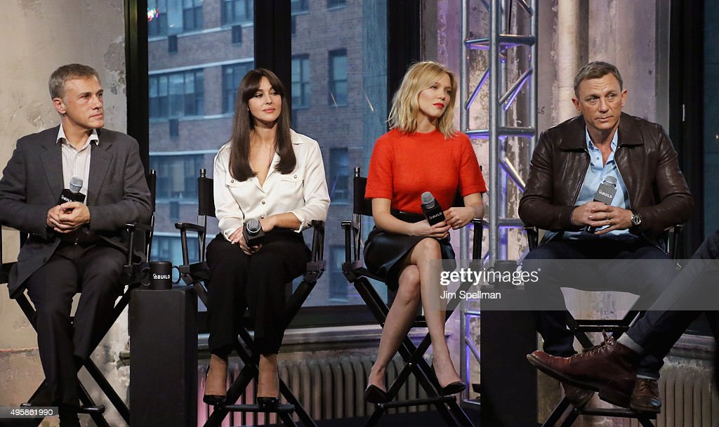 "AOL BUILD Series Presents: ""Spectre"" : News Photo"