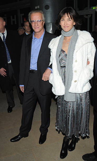 Sophie Marceau And Christopher Lambert