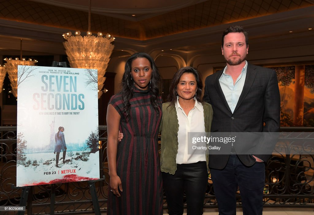Netflix and Color of Change host a special screening and Q&A for 'Seven Seconds' in Los Angeles