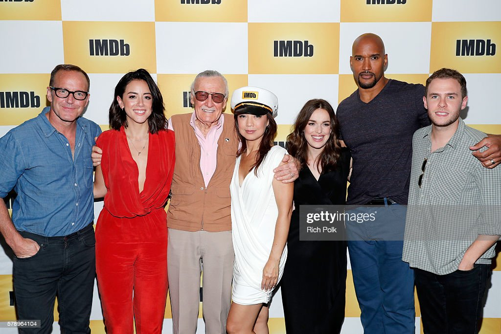 The IMDb Yacht At San Diego Comic-Con 2016: Day Two : News Photo