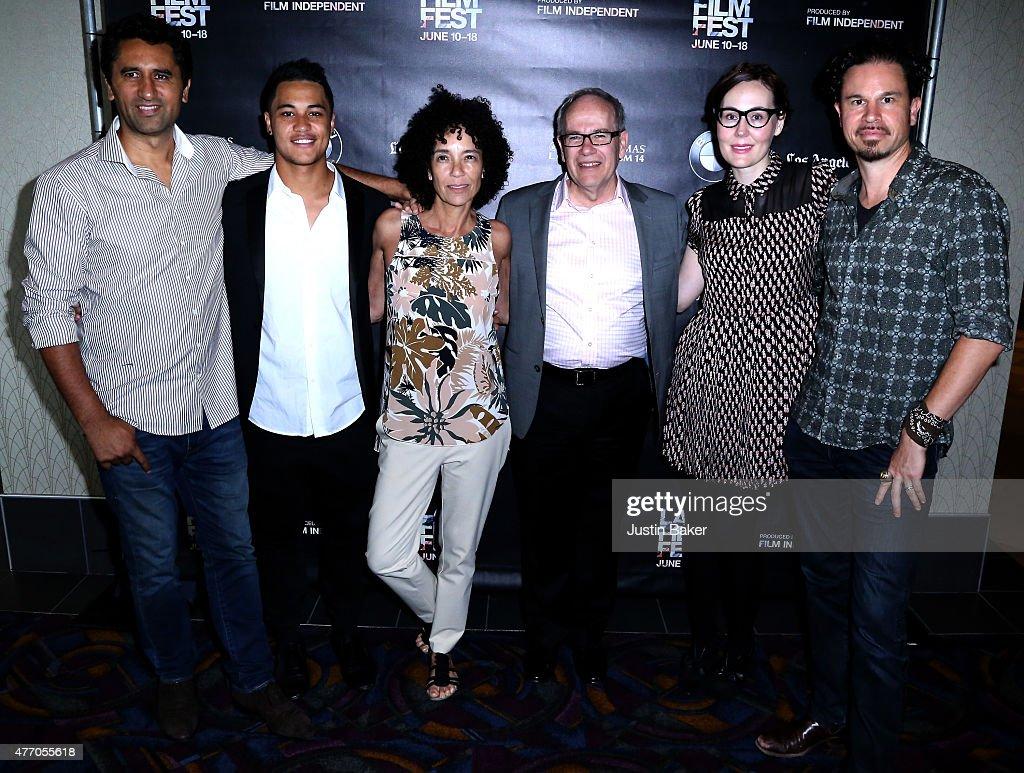 "2015 Los Angeles Film Festival - ""The Dark Horse"" Screening : News Photo"