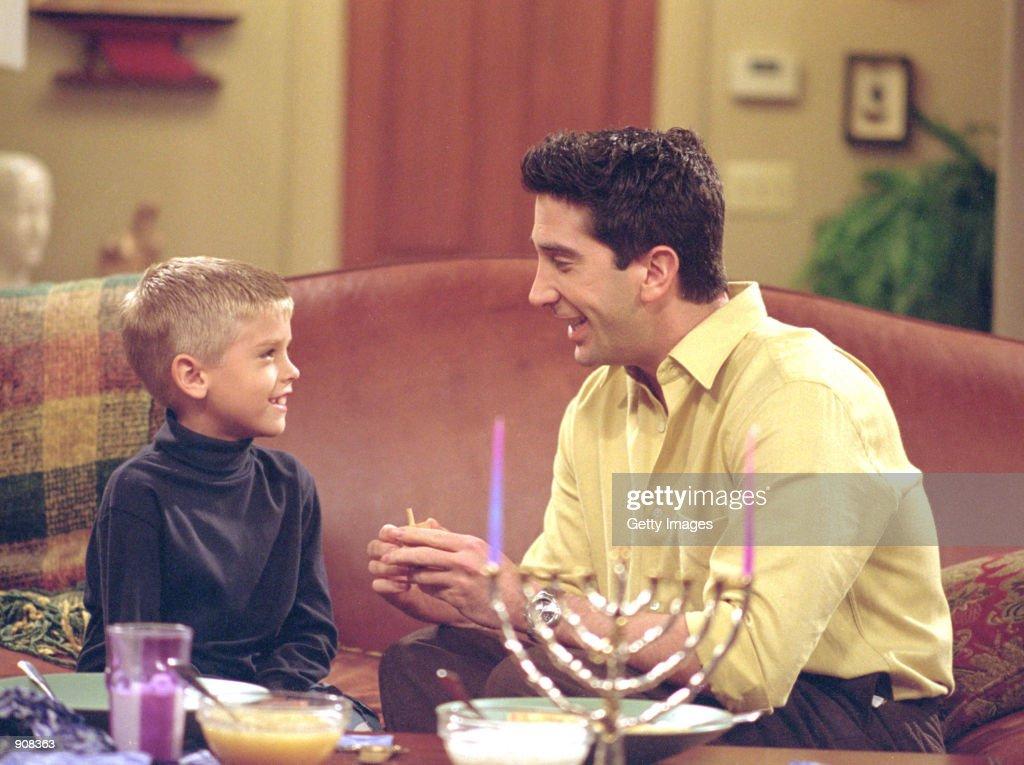Friends Television Stills : Nachrichtenfoto