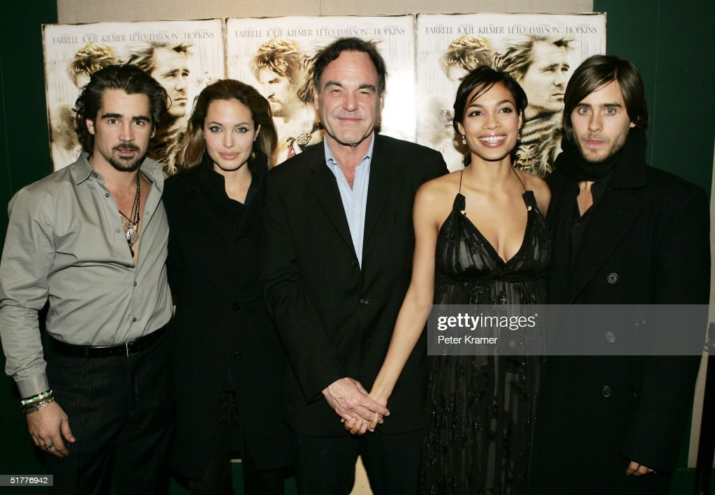 """Special Screening Of """"Alexander"""" At Lincoln Center : News Photo"""