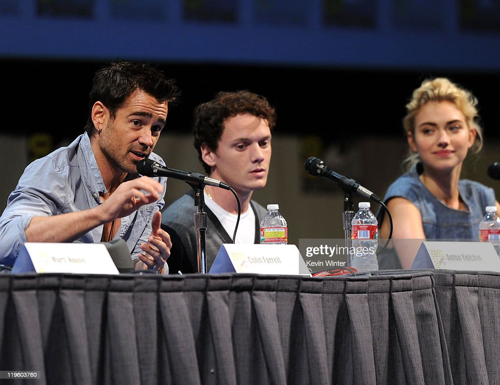 "DreamWorks' ""Fright Night"" - Comic-Con 2011 : News Photo"