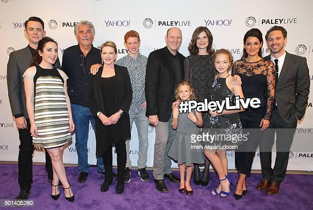 Actors Colin Hanks, Zoe Lister-Jones, James Brolin, Dianne Wiest, Niall Cunningham, Dan Bakkedahl, Giselle Eisenberg, Betsy Brandt, Holly J. Barrett,...