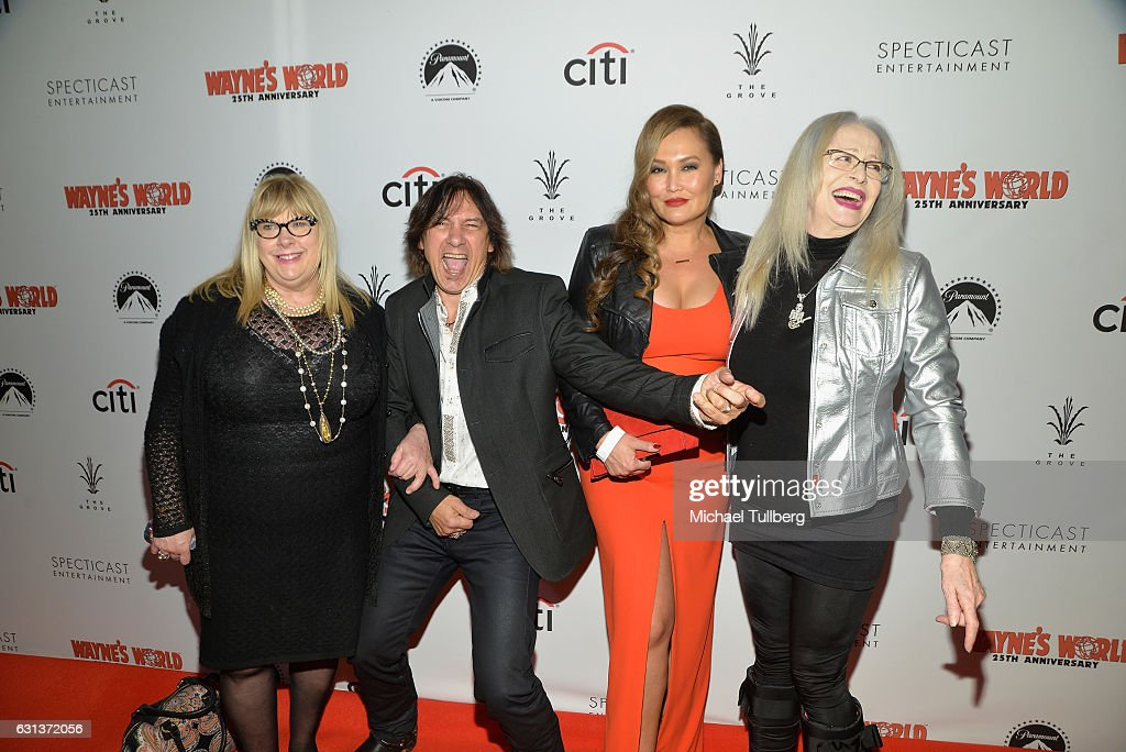 """""""Wayne's World"""" 25th Anniversary Panel Discussion - Arrivals : News Photo"""