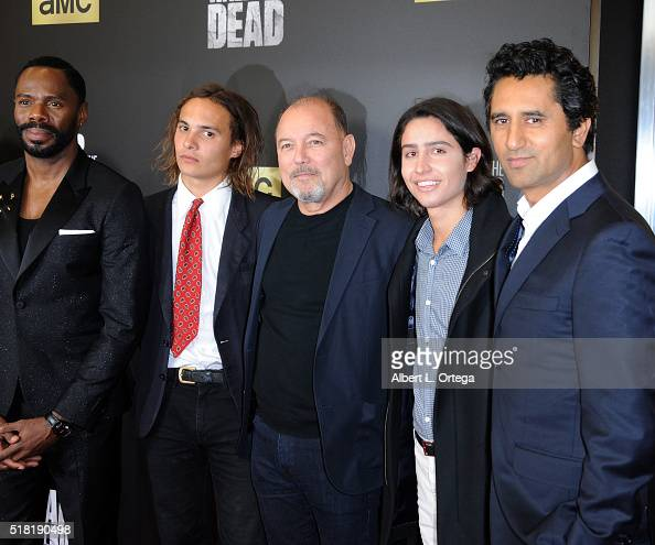 Amc S The Walking Dead Season 5 Premiere Pictures And Photos Getty Images