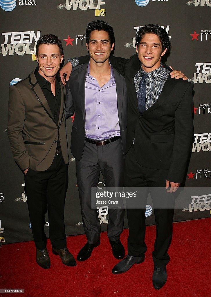 "MTV's ""Teen Wolf"" Series Premiere - Arrivals : News Photo"