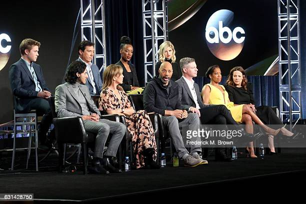Actors Connor Jessup Benito Martinez Mickaelle X Bizet Ana MulvoyTen Richard Cabral and Felicity Huffman Executives Producers John Ridley and Michael...