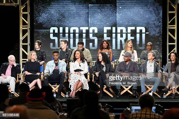 Actors Conor Leslie Stephen Moyer Mack Wilds DeWanda Wise Jill Hennessy Aisha Hinds Richard Dreyfuss Helen Hunt Stephan James and Sanaa Lathan...