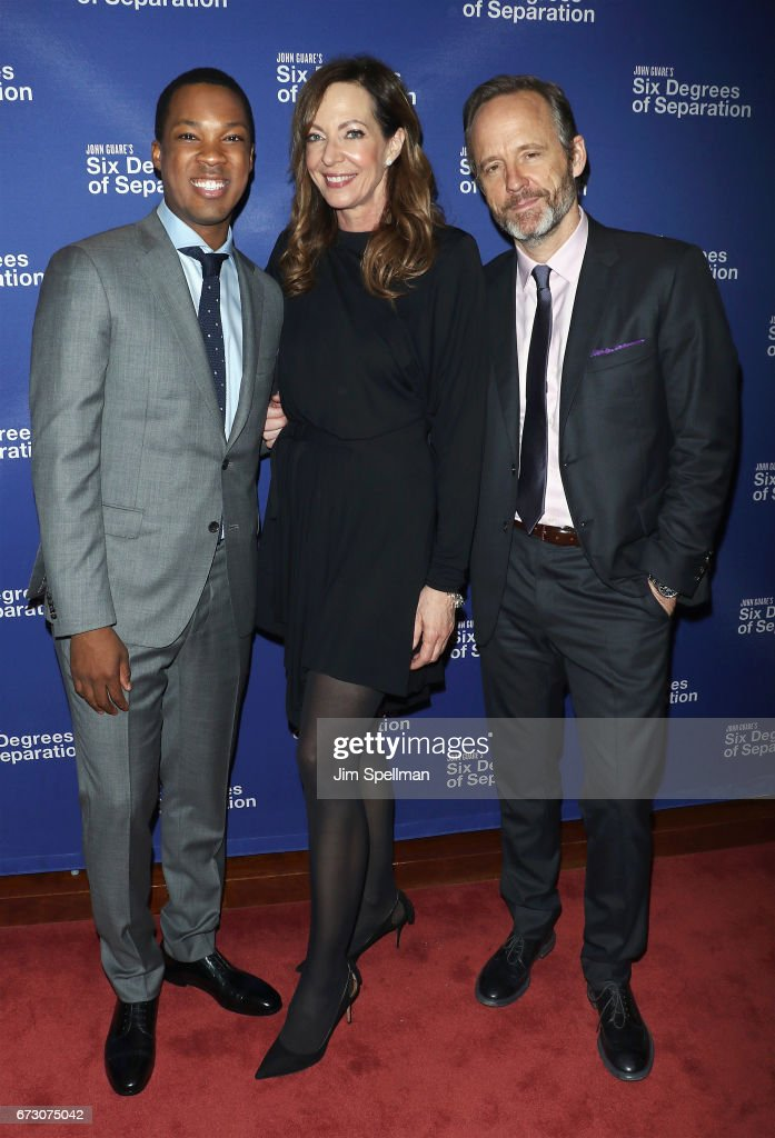"""Six Degrees Of Separation"" Broadway Opening Night - After Party : News Photo"
