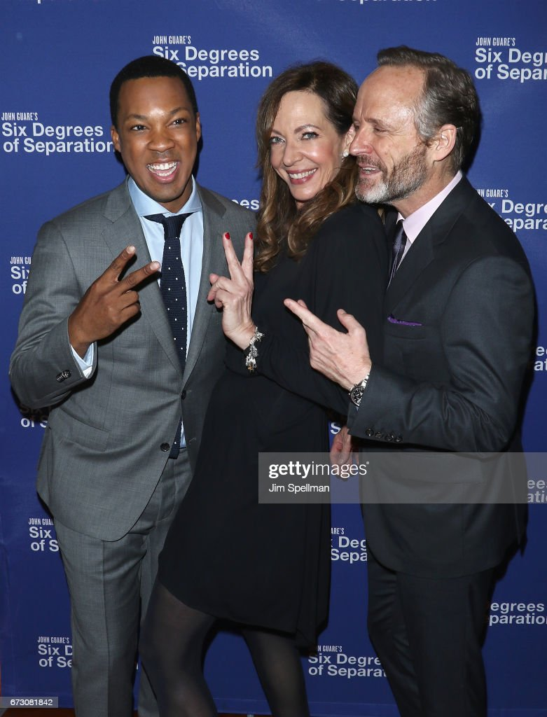"""""""Six Degrees Of Separation"""" Broadway Opening Night - After Party : News Photo"""