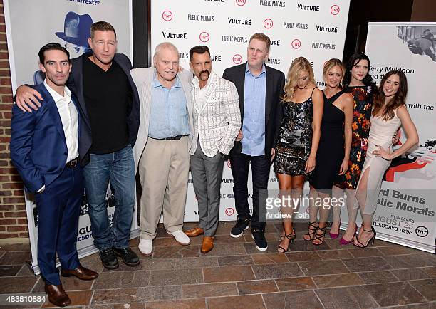 Actors Cormac Cullinane Keith Nobbs Edward Burns Brian Dennehy Michael Rapaport Katrina Bowden Elizabeth Masucci Michelle Hicks and Lyndon Smith...