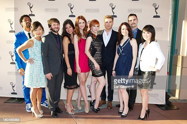 Actors Craig Frank Janice Lee Maxwell Glick Jessica Andres Laura Spencer Mary Kate Wiles Wes Aderhold Ashley Clements Daniel Vincent Gordh Julie Cho...