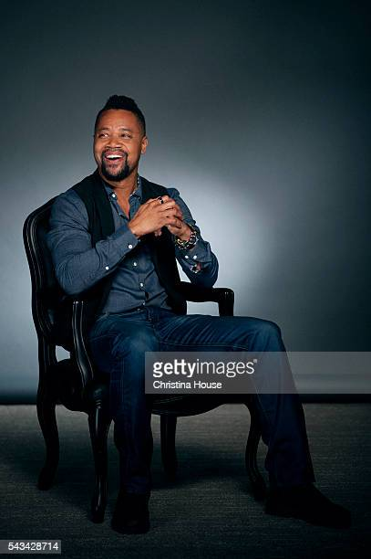 Actors Cuba Gooding Jr of 'The People vs OJ Simpson' is photographed for Los Angeles Times on April 4 2016 in Los Angeles California CREDIT MUST READ...