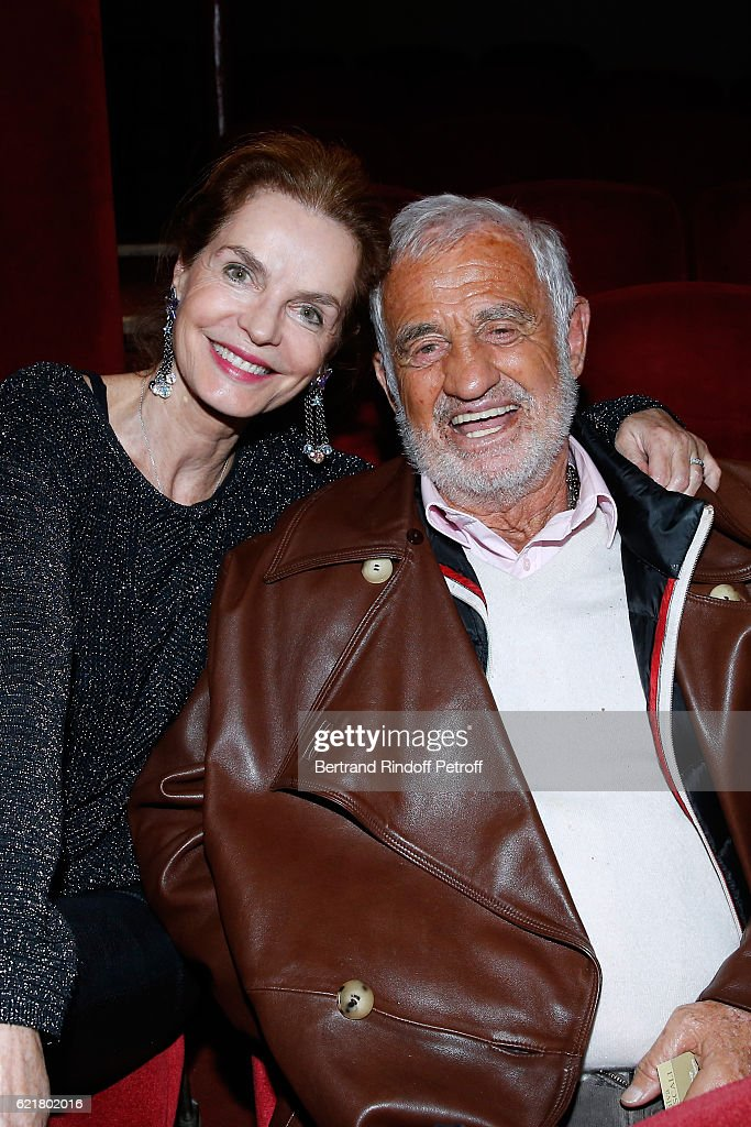 "Louis-Michel Colla, The Director Of The ""Theatre De La Gaite Montparnasse"", Celebrates his 60th Anniversary In Paris"