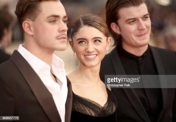 Voltaire Warner Bros 2018 >> Natalia Dyer Images et photos | Getty Images