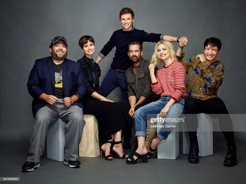 2016 Comic Con, Entertainment Weekly, July 2016 : News Photo