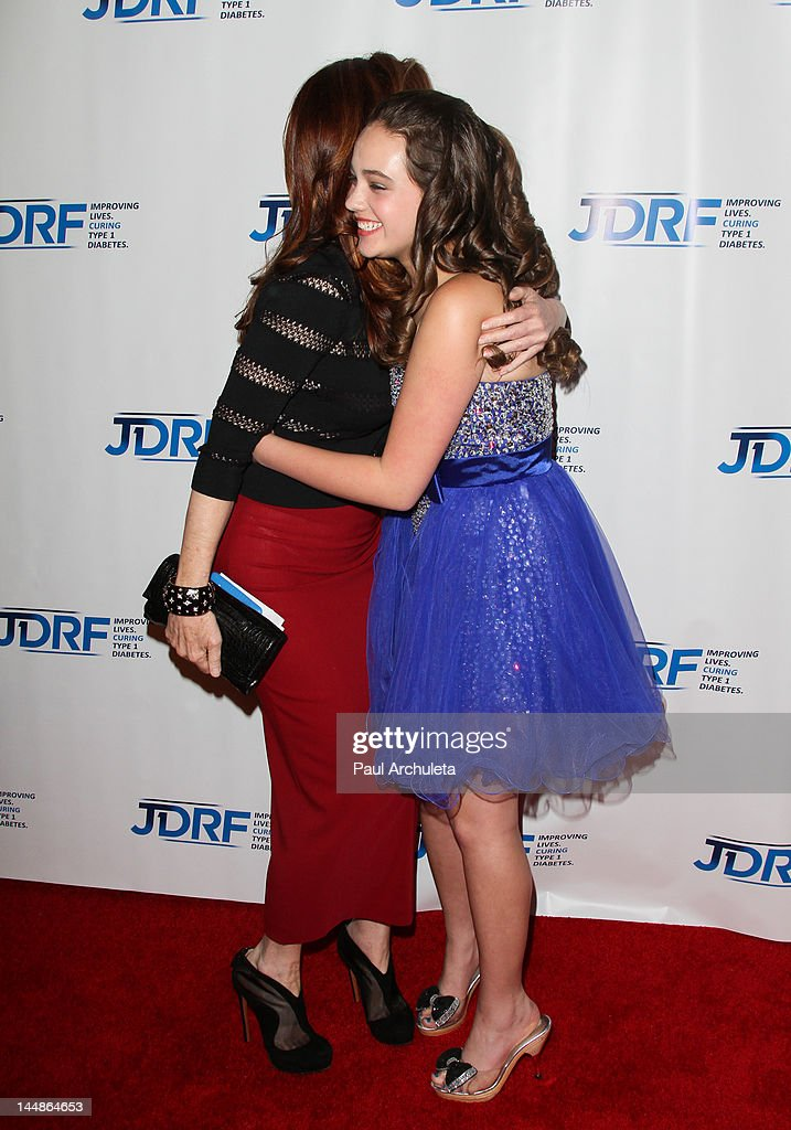 mary mouser actor diabetes