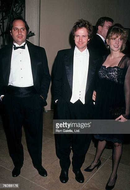 Actors Dana Jon Lovitz Dana Carvey and wife Paula Swaggerman attending 19th Annual American Film Institute Lifetime Achievement Awards Honoring Kirk...