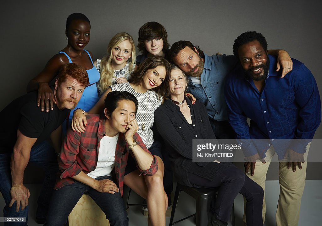 Getty Images Portrait Studio Powered By Samsung Galaxy At Comic-Con International 2014 : Nyhetsfoto