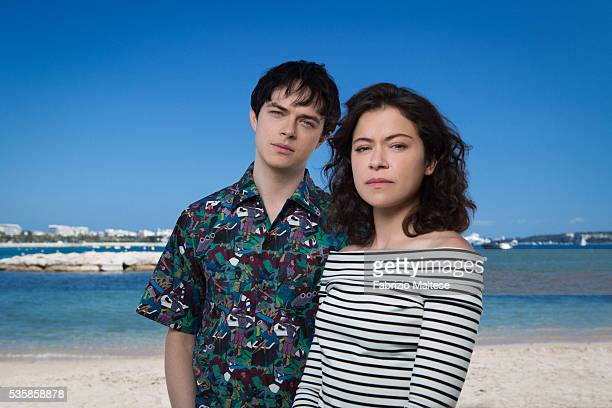 Actors Dane DeHaan and Tatiana Maslany are photographed for The Hollywood Reporter on May 14 2016 in Cannes France