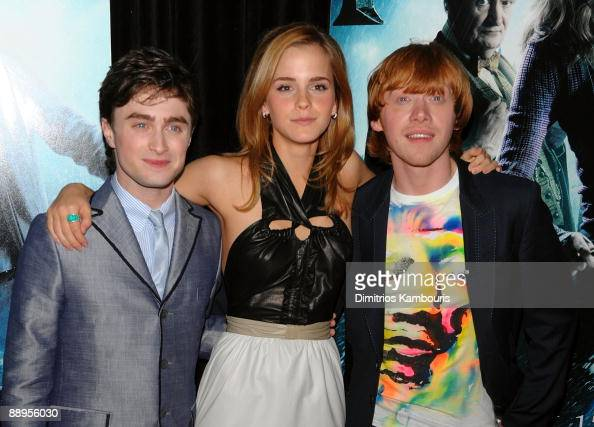 """""""Harry Potter And The Half-Blood Prince"""" Premiere - Inside ..."""