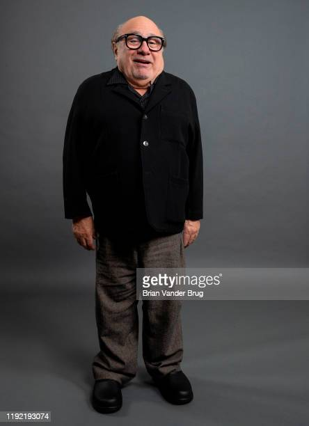 Actors Danny Devito and Danny Glover are photographed for Los Angeles Times on December 9, 2019 in Los Angeles, California. PUBLISHED IMAGE. CREDIT...
