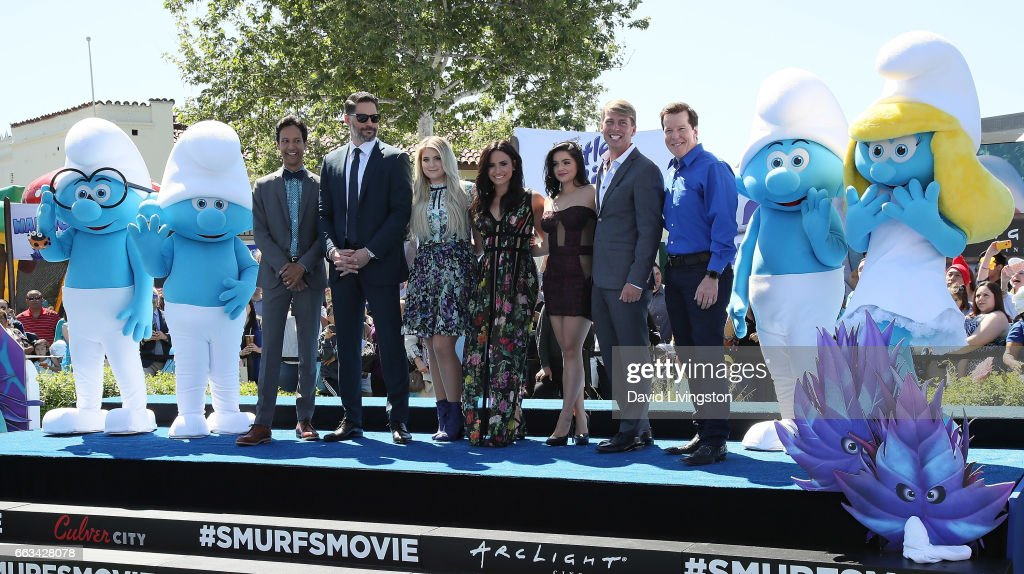 "Premiere Of Sony Pictures' ""Smurfs: The Lost Village"" - Arrivals"