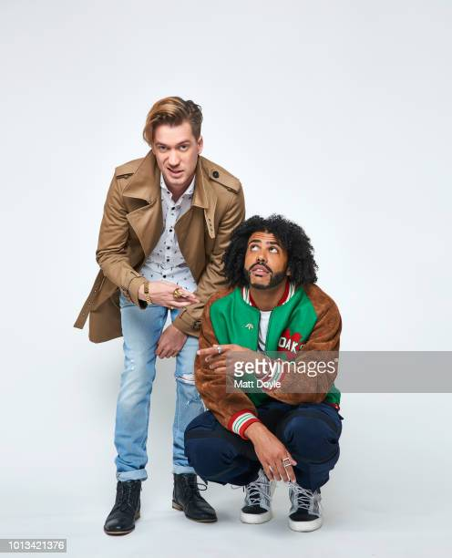 Actor Daveed Diggs is photographed for Back Stage on May 16 2018 in New York City