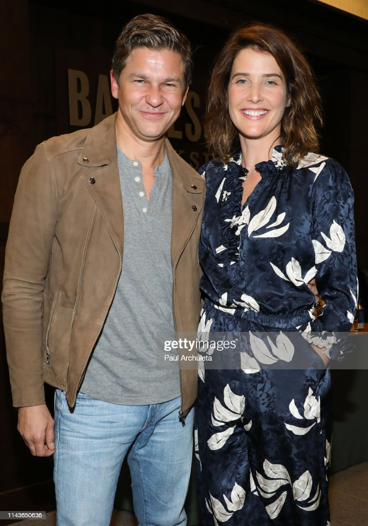 "CA: David Burtka Celebrates New Book ""Life Is A Party"""