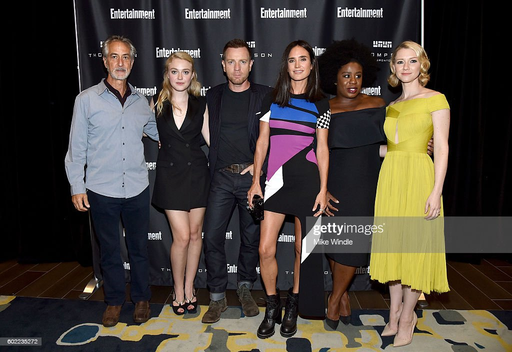 Entertainment Weekly's Toronto Must List Party At The Thompson Hotel : News Photo
