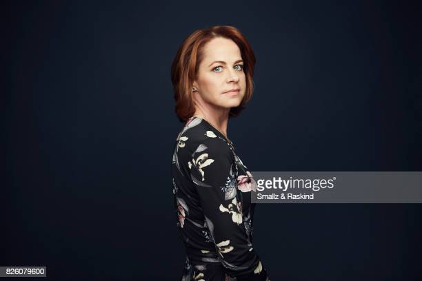 Actors Deirdre Lovejoy of Lifetime and A+E's 'I Am Elizabeth Smart' pose for a portrait during the 2017 Summer Television Critics Association Press...