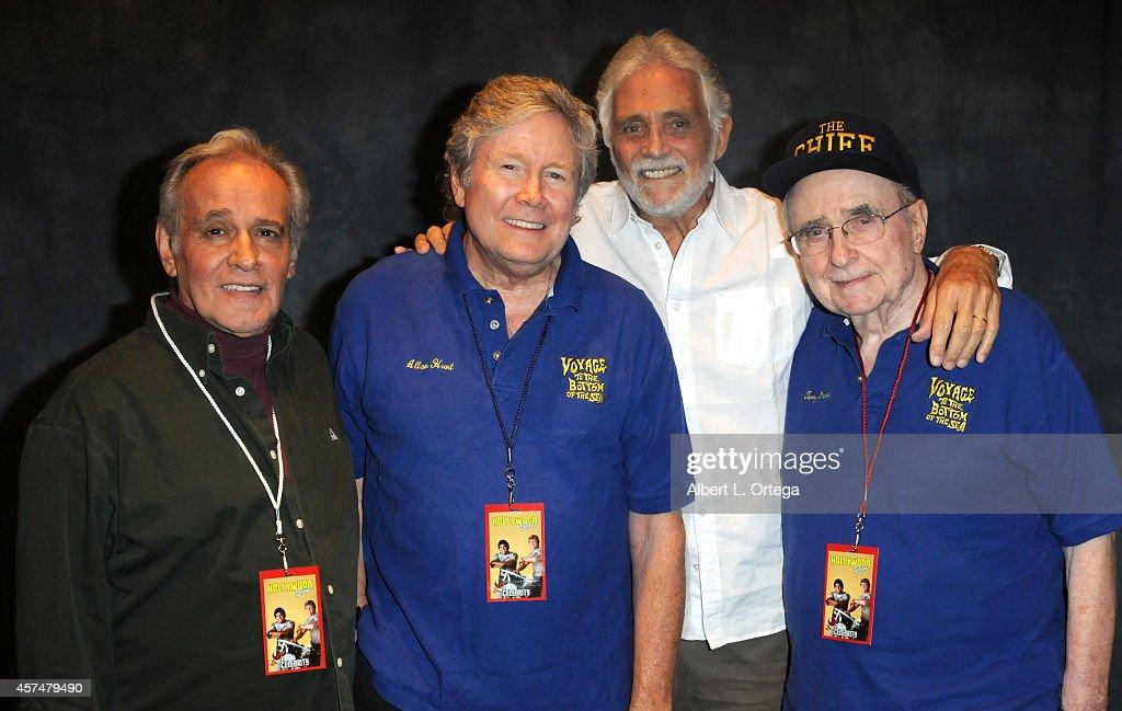The Hollywood Show : News Photo