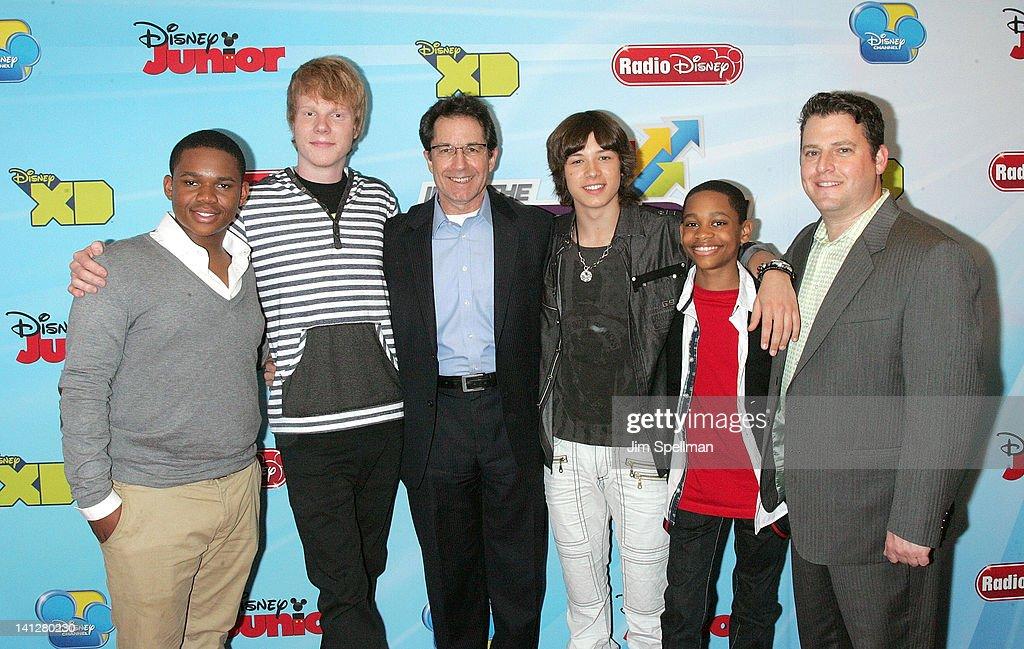 2012-13 Disney Channel Worldwide Kids Upfront