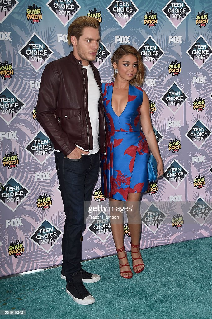 Teen Choice Awards 2016 - Arrivals : News Photo