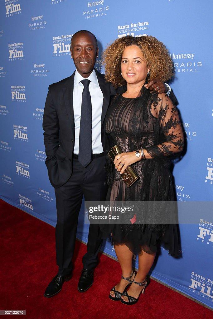 Santa Barbara International Film Festival's Kirk Douglas Awards Honoring Warren Beatty : News Photo