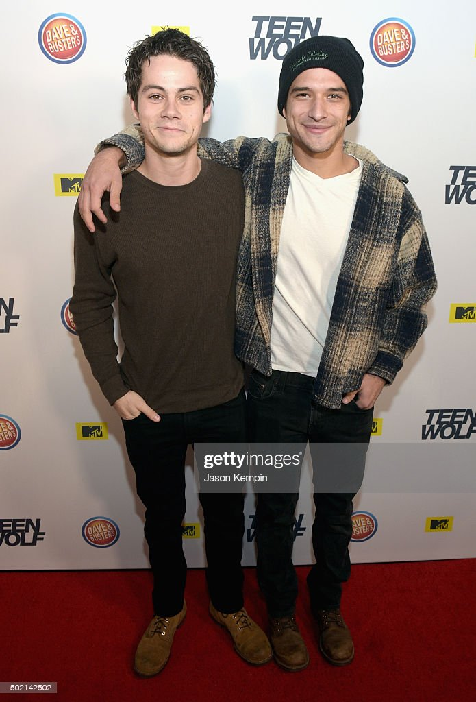 MTV Teen Wolf Los Angeles Premiere Party : News Photo