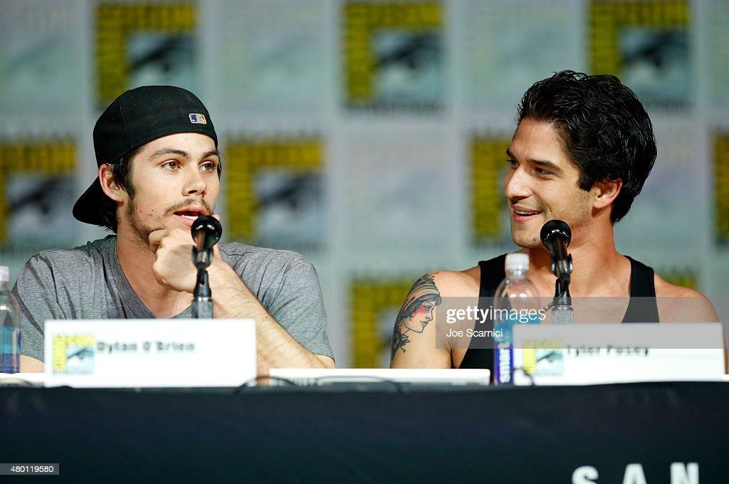 "Comic-Con International 2015 - MTV's ""Teen Wolf"" Panel : News Photo"