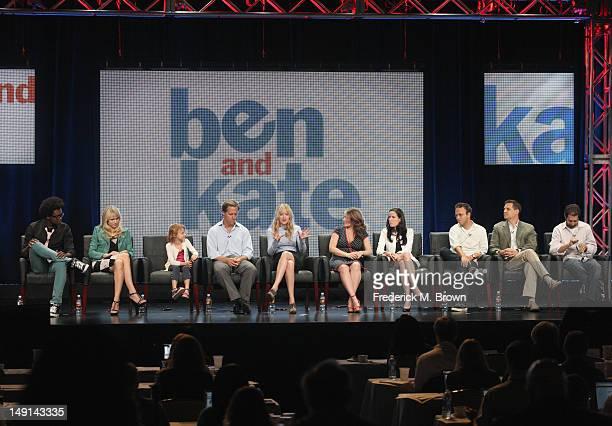 Actors Echo Kellum Dakota Johnson Maggie Elizabeth Jones Nat Faxon and Lucy Punch Creator/Executive Producer Dana Fox Executive Producers Katherine...