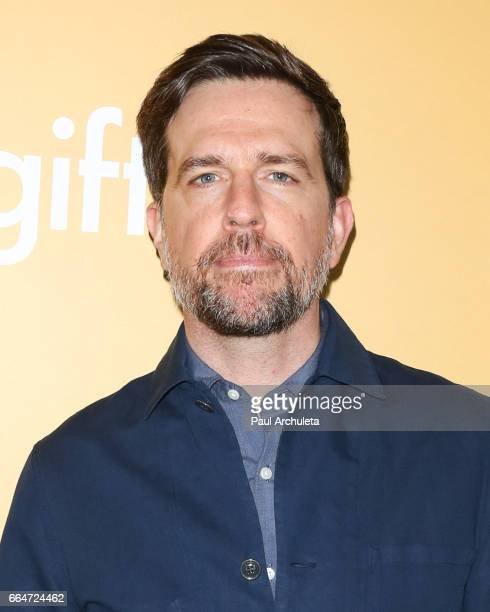 Actors Ed Helms attends the premiere of 'Gifted' at Pacific Theaters at the Grove on April 4 2017 in Los Angeles California