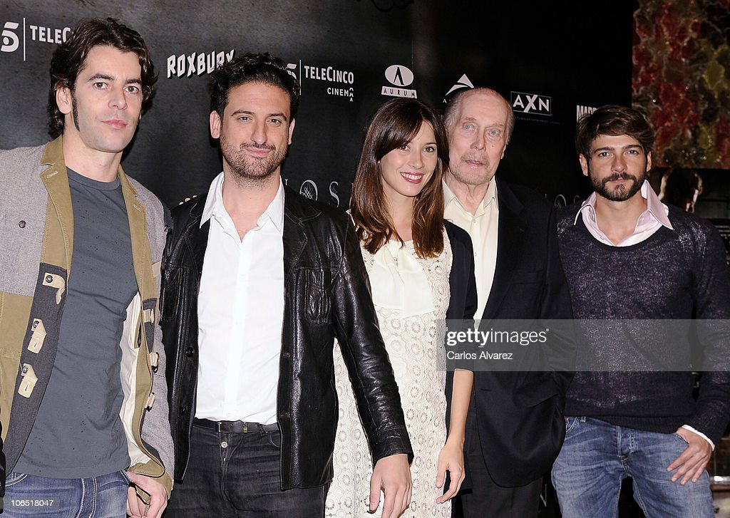'Agnosia' Photocall in Madrid