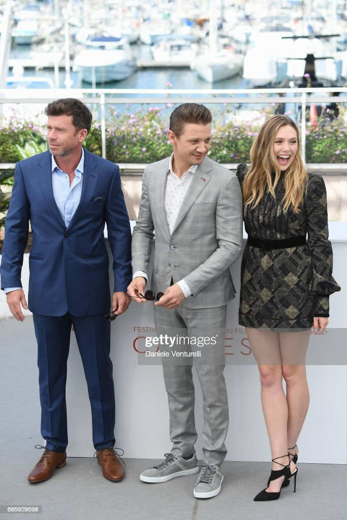 'Wind River' Photocall - The 70th Annual Cannes Film Festival : News Photo