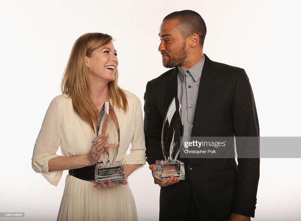 39th Annual People's Choice Awards - Portraits : Nachrichtenfoto