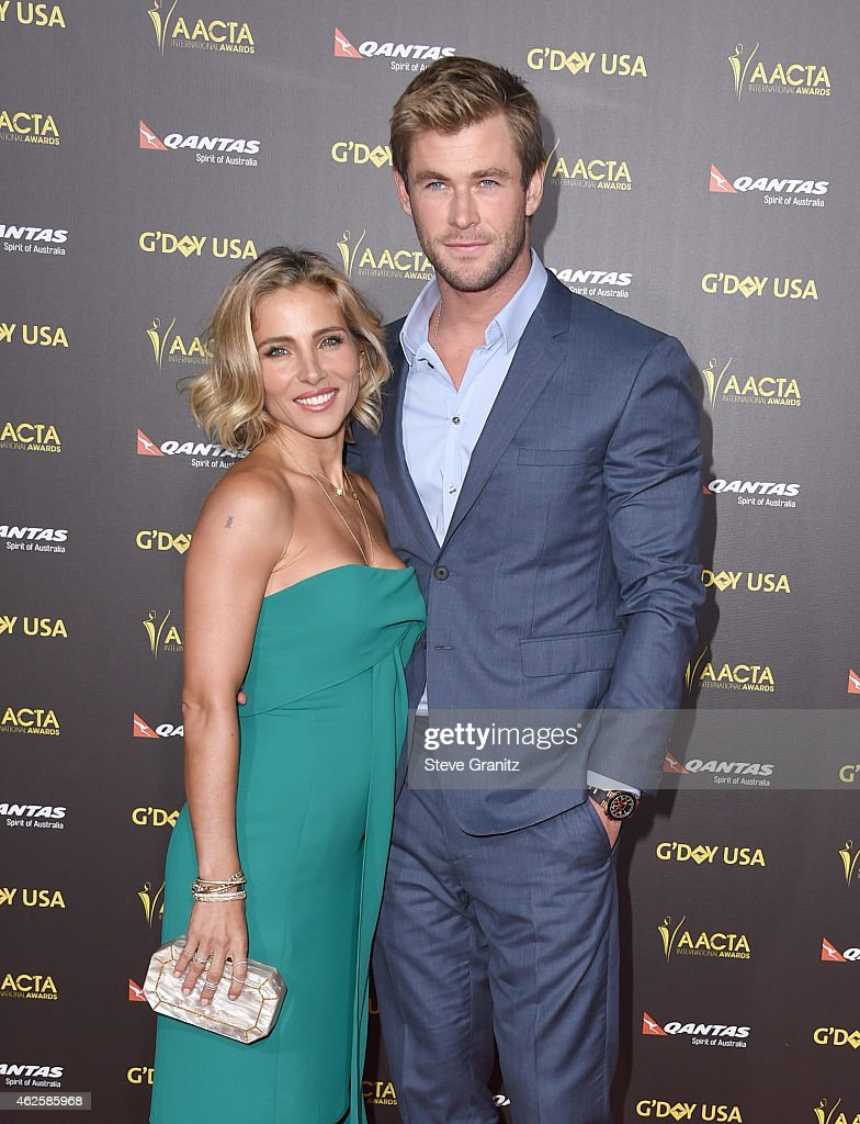 2015 G'Day USA Gala Featuring The AACTA International Awards Presented By Qantas : News Photo