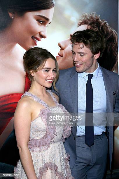 me before you world premiere ストックフォトと画像 getty images
