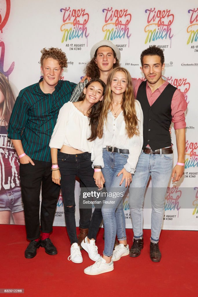 'Tigermilch' Premiere In Berlin : News Photo